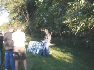Tree Pruning SWCD