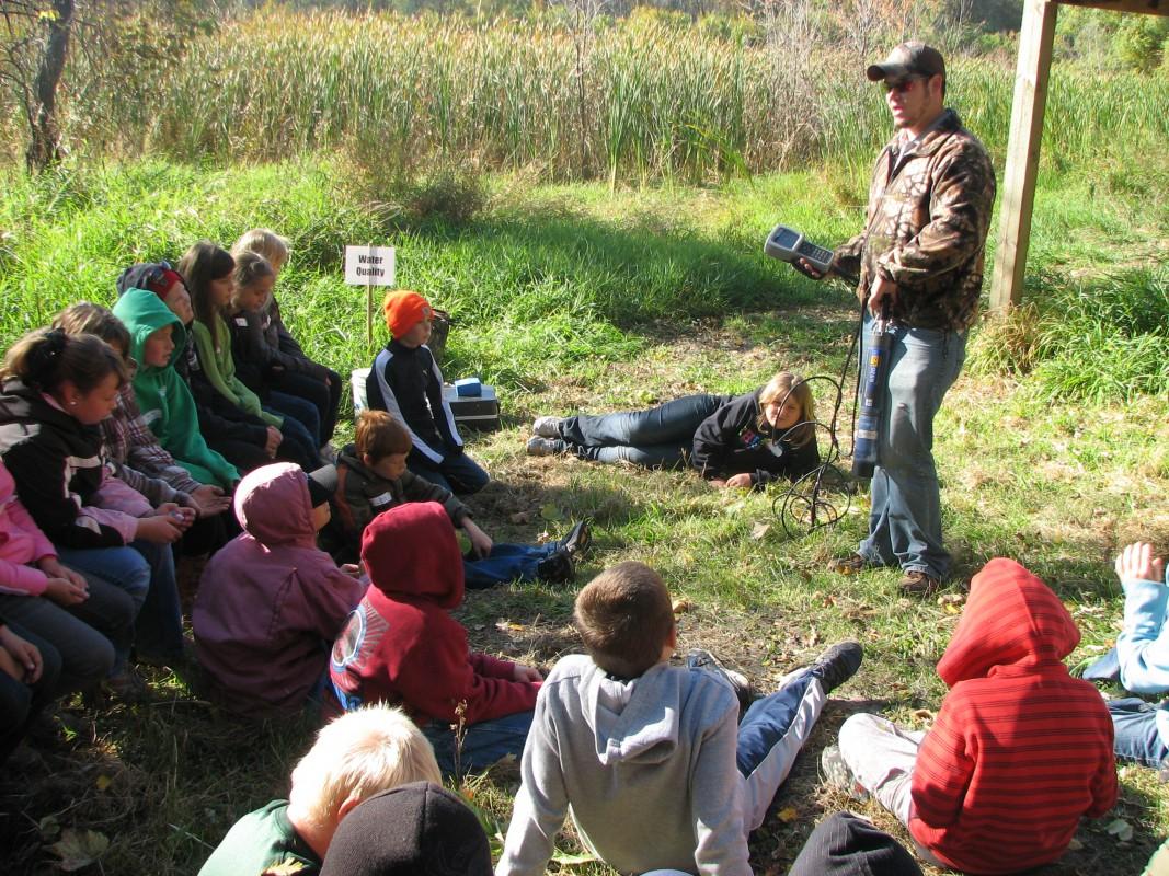 conservation education stevens swcd